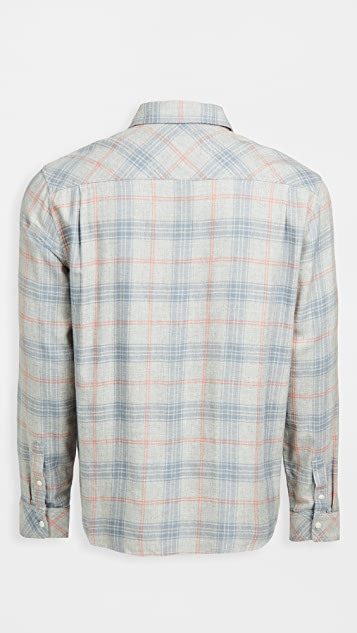RAILS Lennox Button Down Plaid Shirt