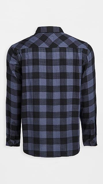 RAILS Wyatt Button Down Buffalo Plaid Shirt