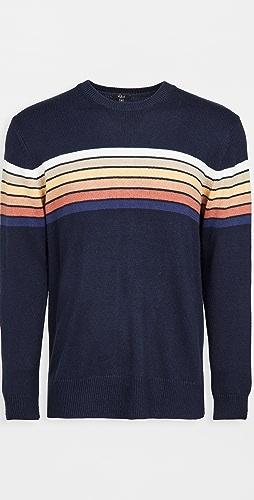 RAILS - Kurayo Striped Sweatshirt