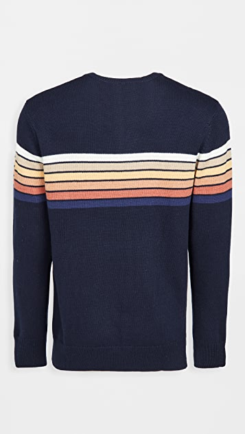RAILS Kurayo Striped Sweatshirt