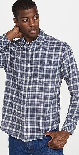 RAILS - Brushed Lennox Button Down Shirt