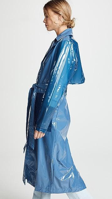 Rains Ltd. Длинное пальто