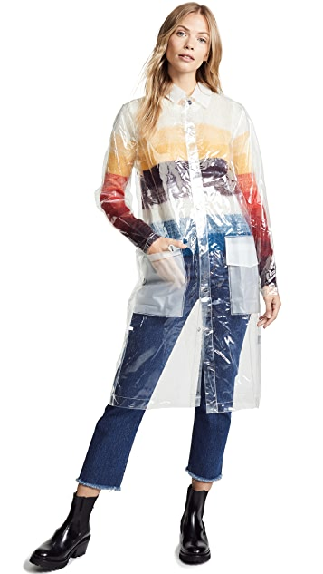 Rains LTD Mackintosh Raincoat