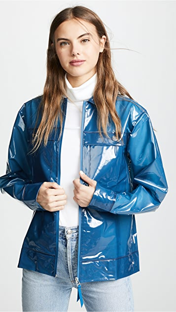 Rains Ltd. Boxy Jacket