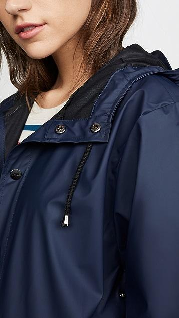 Rains Long Rain Jacket