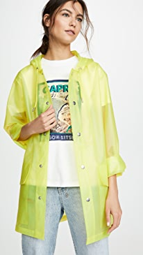 Ltd Short Hooded Coat