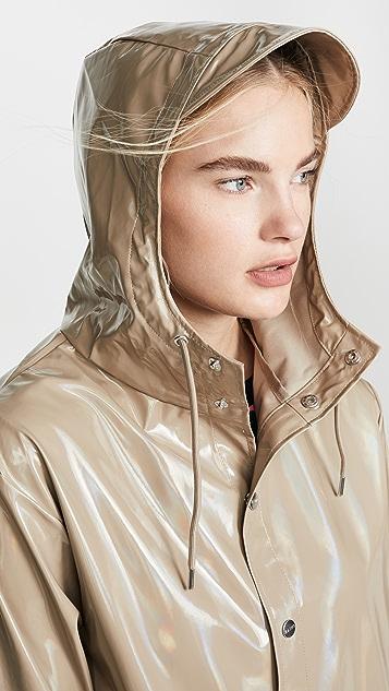 Rains 长夹克