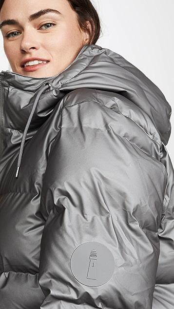 Rains Пуховая куртка
