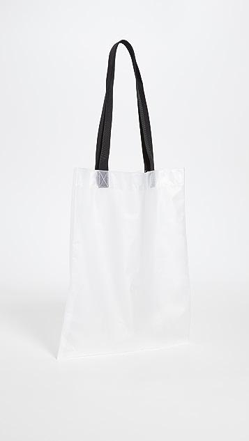Rains Transparent Shopper