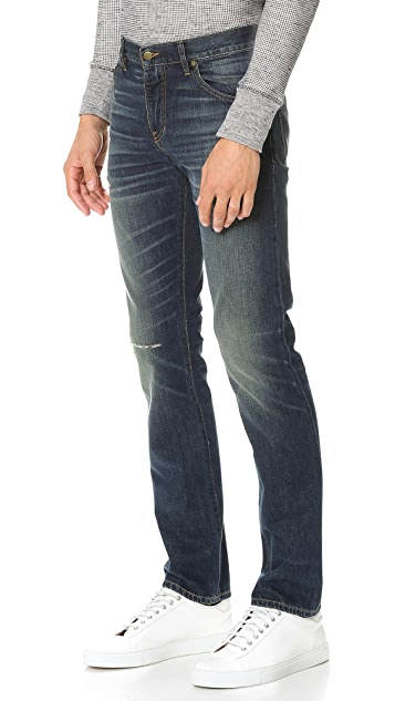 Raleigh Denim Jones Slim Jeans