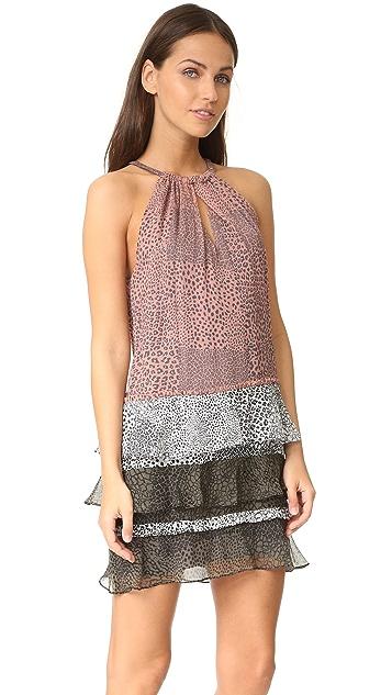 Ramy Brook Printed Leomi Dress