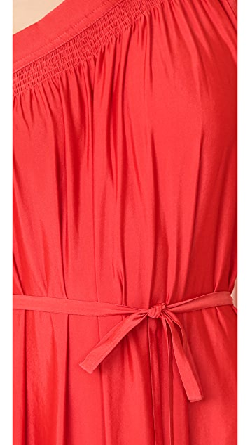 Ramy Brook Raina One Shoulder Dress
