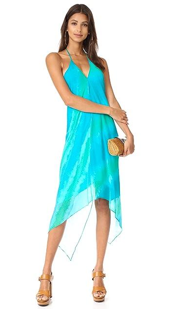 Ramy Brook Capri Stripe Nadia Dress