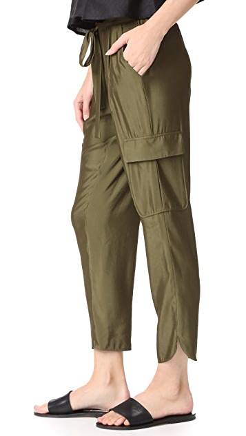 Ramy Brook Pocket Allyn Cargo Pants