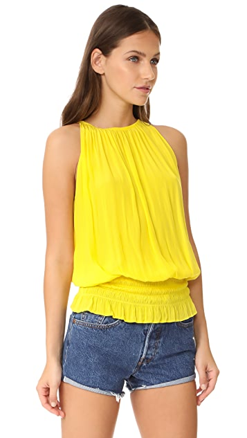 Ramy Brook Sleeveless Lauren Blouse