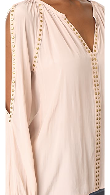 Ramy Brook Danielle Blouse