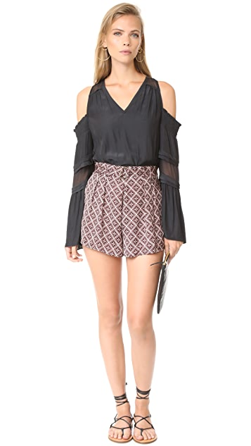 Ramy Brook Faretta Blouse