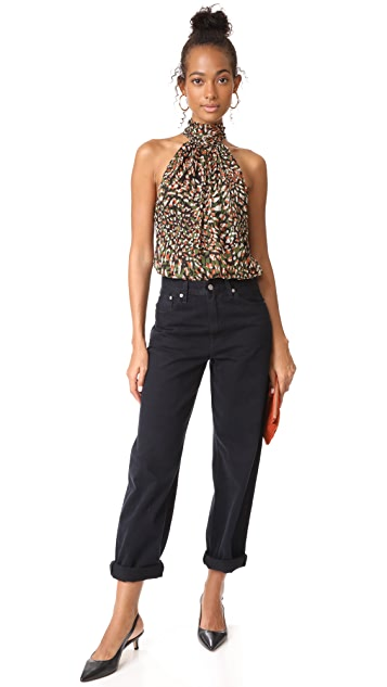 Ramy Brook Tazania Printed Paige Top
