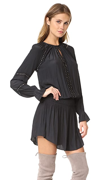 Ramy Brook Candice Studded Dress
