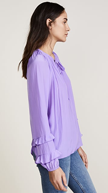 Ramy Brook Anna Blouse