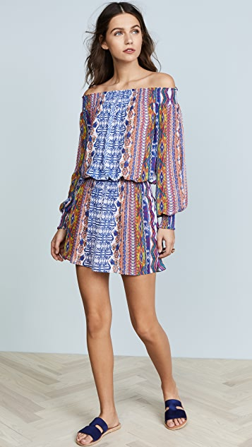 Printed Lucia Dress by Ramy Brook