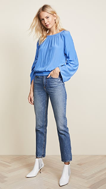 Ramy Brook Johanna Blouse