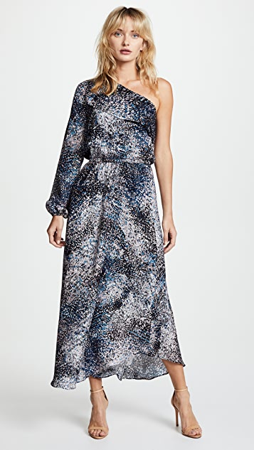 Ramy Brook Printed Courtney Dress