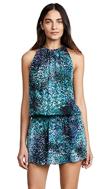 Ramy Brook Printed Paris Dress