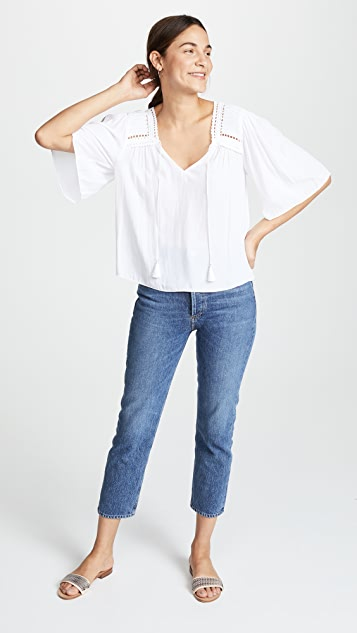 Ramy Brook Renata Blouse