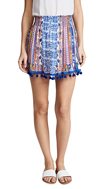 Ramy Brook Printed Stevie Skirt