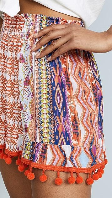 Ramy Brook Printed Stevie Skirt