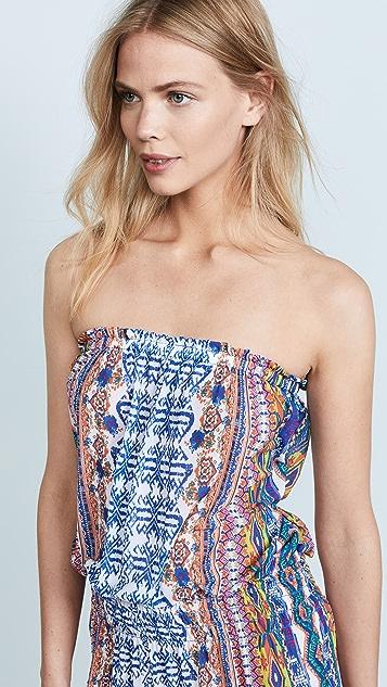 Ramy Brook Printed Marcie Dress