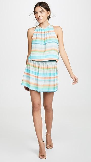 Ramy Brook Printed Paris Dress