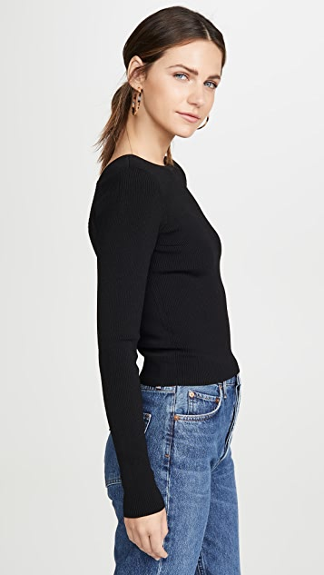 Ramy Brook Lucas Sweater