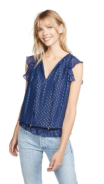 Ramy Brook Cecily 女式衬衫
