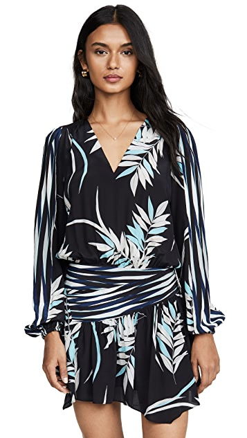 Ramy Brook Printed Declan Dress