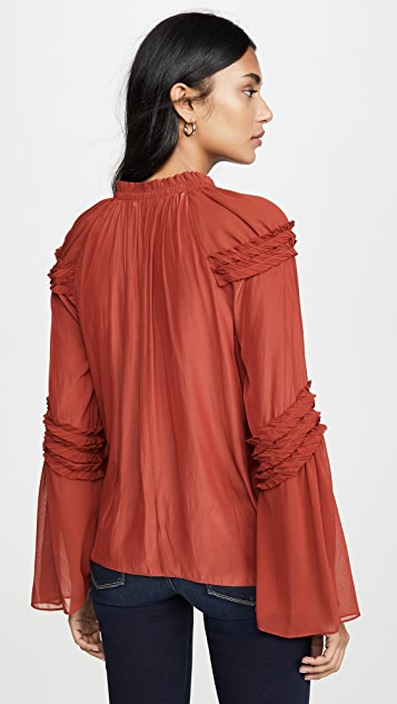 Ramy Brook Emmeline Blouse