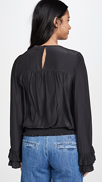 Ramy Brook Thora Blouse