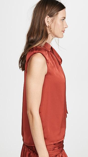 Ramy Brook Aviva 女式衬衫