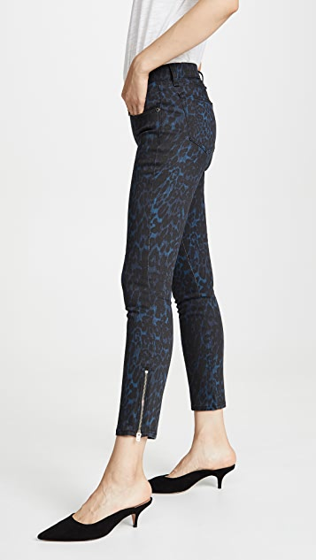 Ramy Brook Printed Kate 牛仔裤