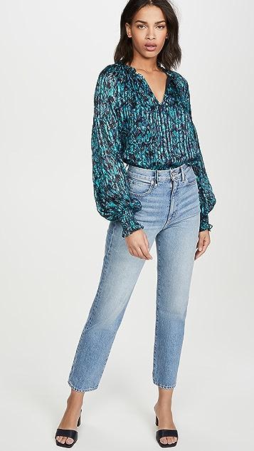 Ramy Brook Luanne 女式衬衫
