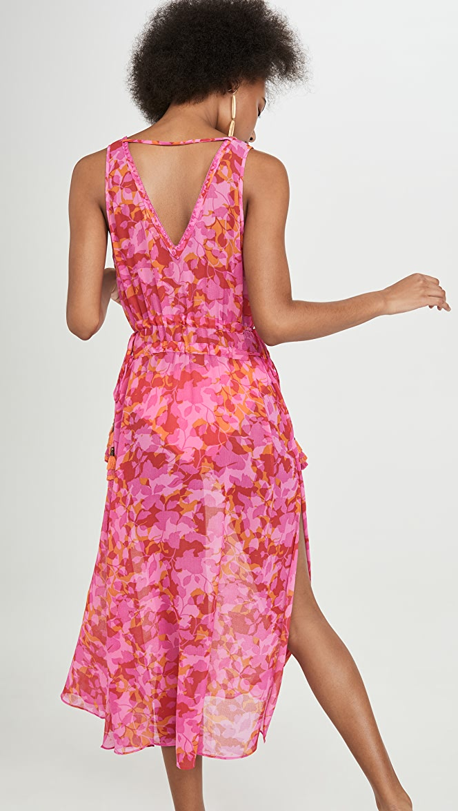 Ramy Brook Womens Aleena Dress