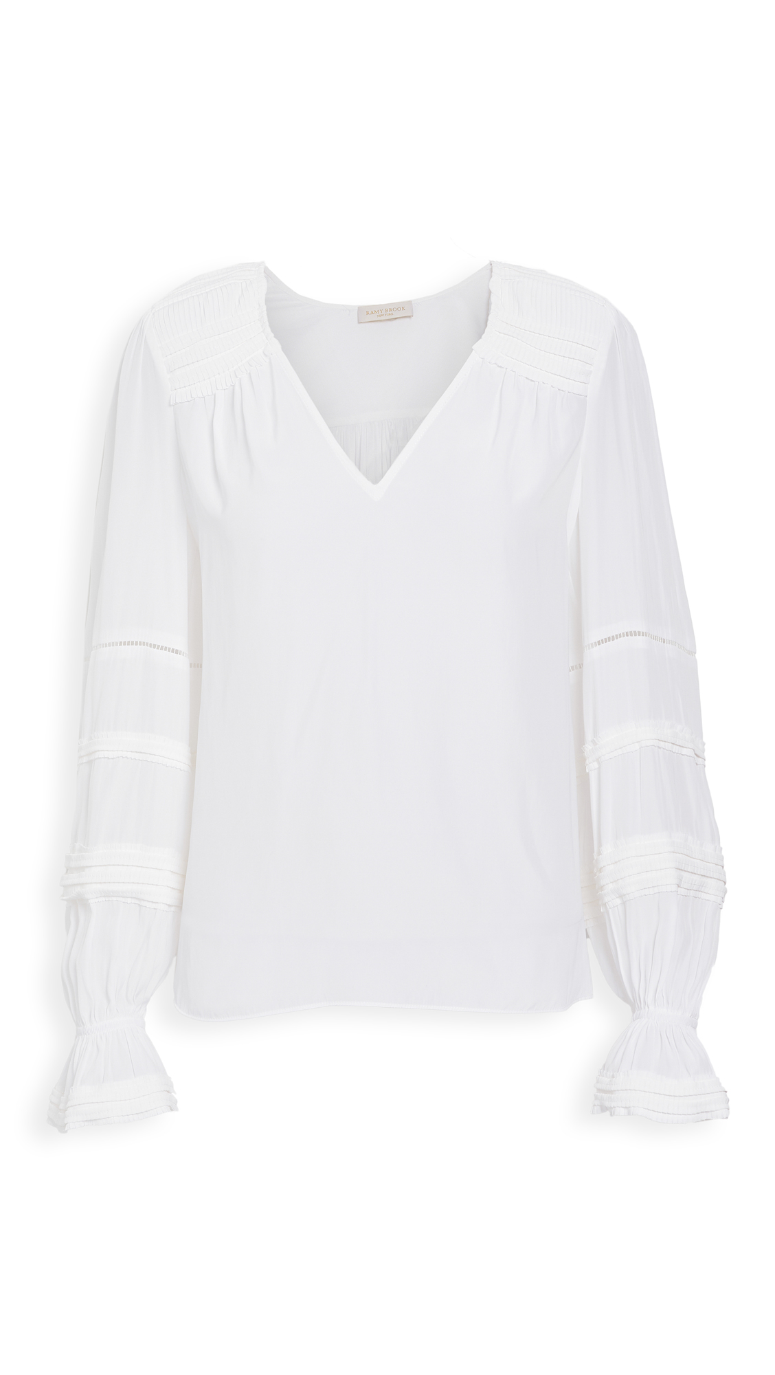 Ramy Brook Finn Blouse