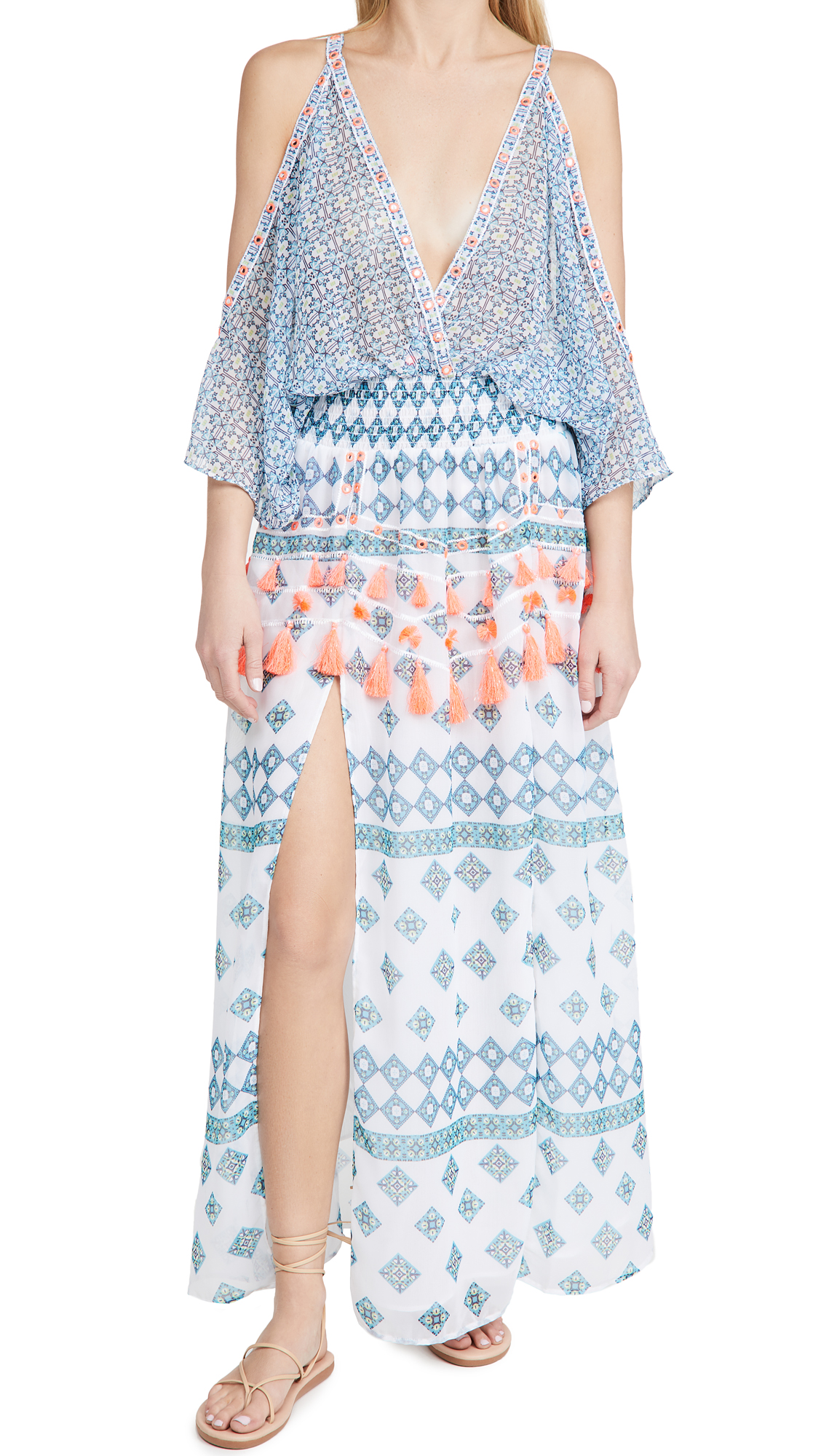Ramy Brook Printed Kaya Dress