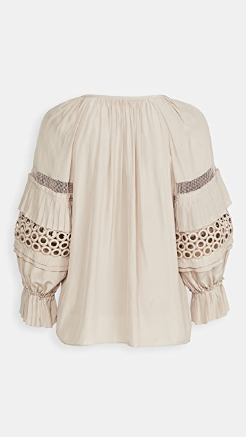 Ramy Brook Moriah 女式衬衫