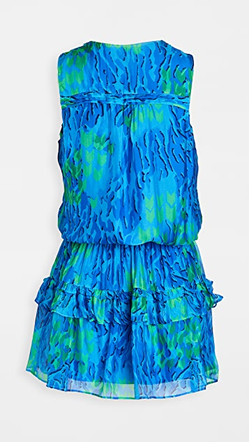 Ramy Brook Printed Kimmy Dress