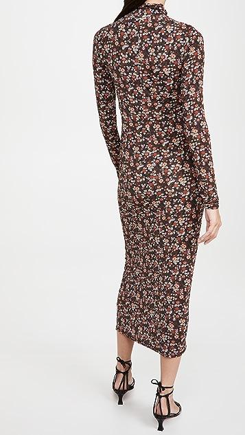 Ramy Brook Printed Heidi Dress
