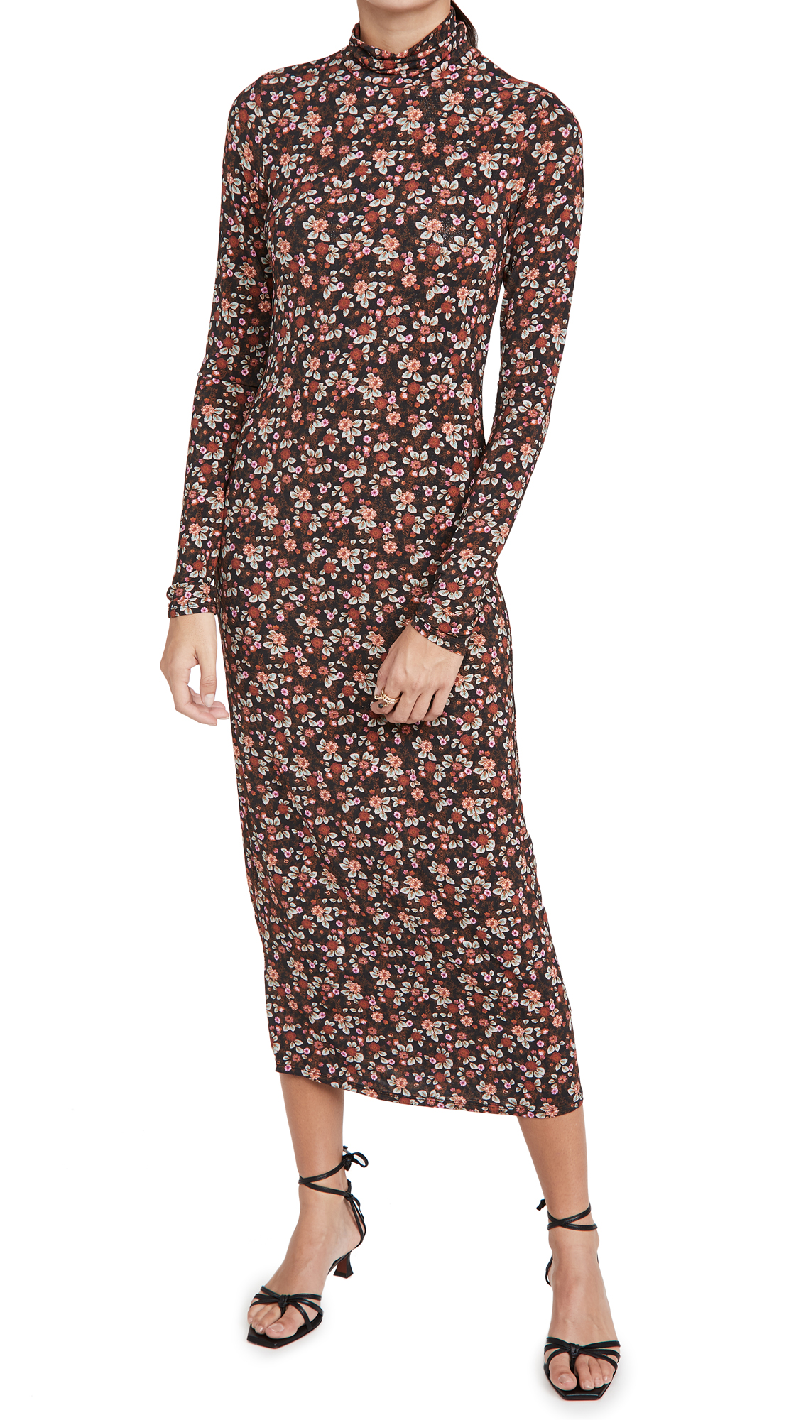 Ramy Brook Printed Heidi Dress