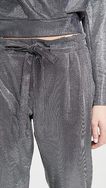 Ramy Brook Chainmainl Knit Allyn Pants