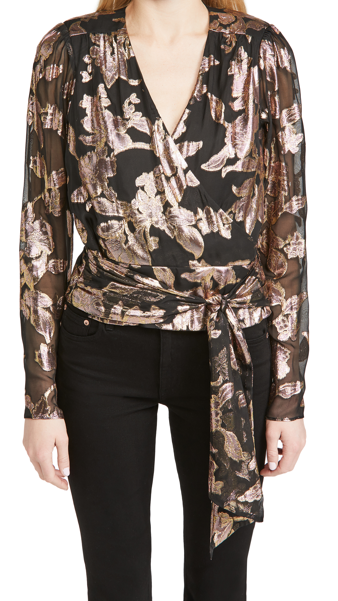Ramy Brook Blair Blouse